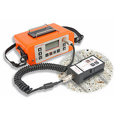 Concrete Covermeter a Half - Cell meter Elcometer 331