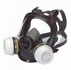 Celotvárová maska triedy 1