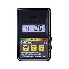 Greisinger GMK 100 - Kapacitný merač materiálovej vlhkosti pre drevo, betón, omietky, potery atď.